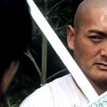 Chow Yun Fat in Crouching Tiger, Hidden Dragon