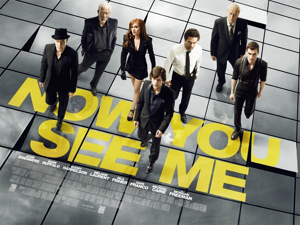 Now You See Me (2013) – [මායාවෙන් මුලාවෙන්න..] Trailer with Sinhala sub