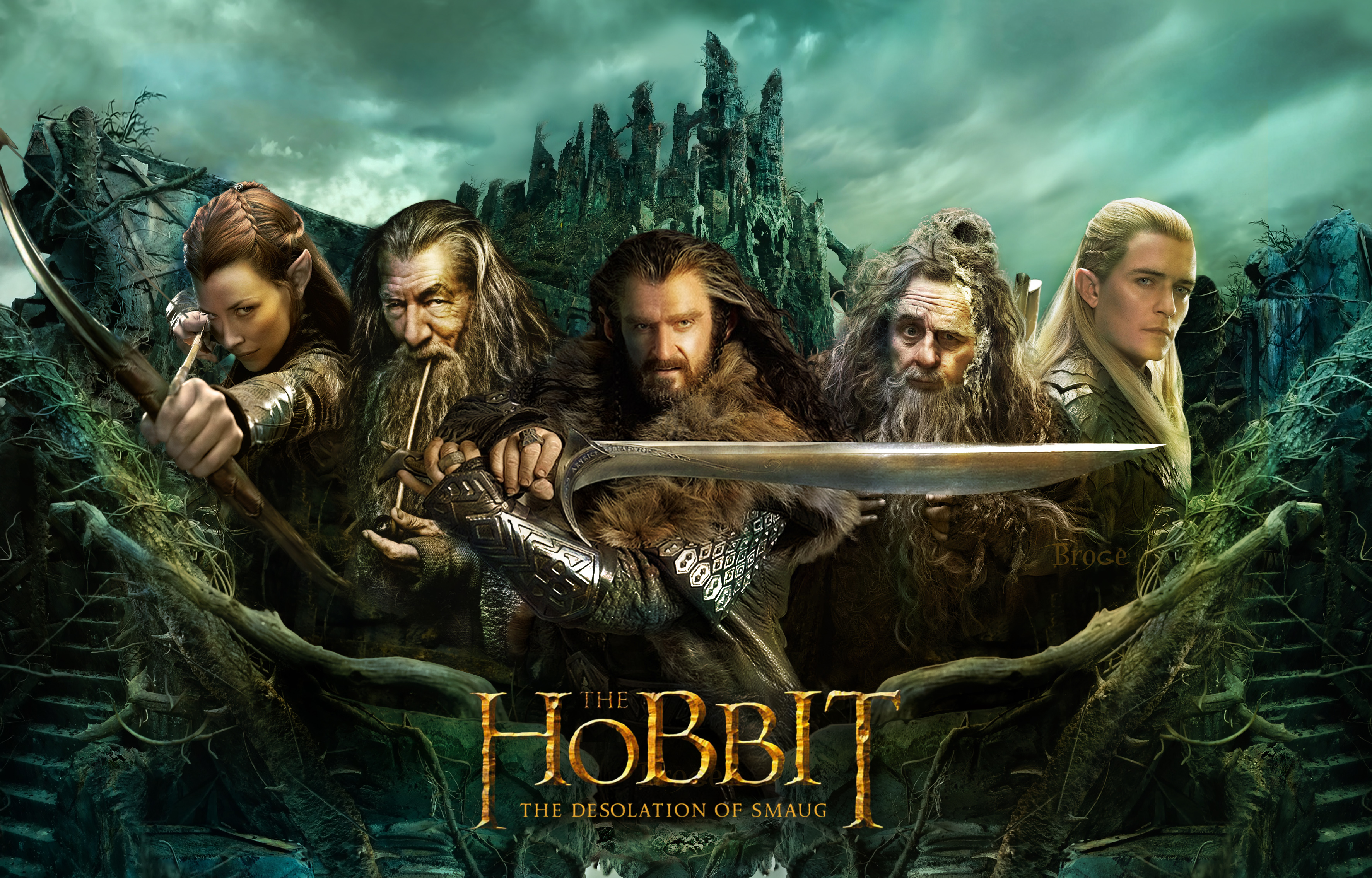 The Hobbit The Desolation of Smaug (2013) – අනපේක්ෂිත ගමන තවදුරටත් Trailer With Sinhala Sub…