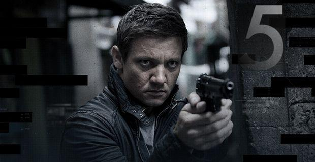 Jeremy-Renner as Aaron Cross in Spin-Off Bourne Trilogy