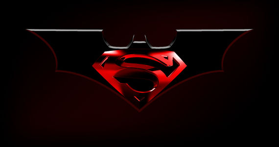 Batman Vs Superman Movie-Logo