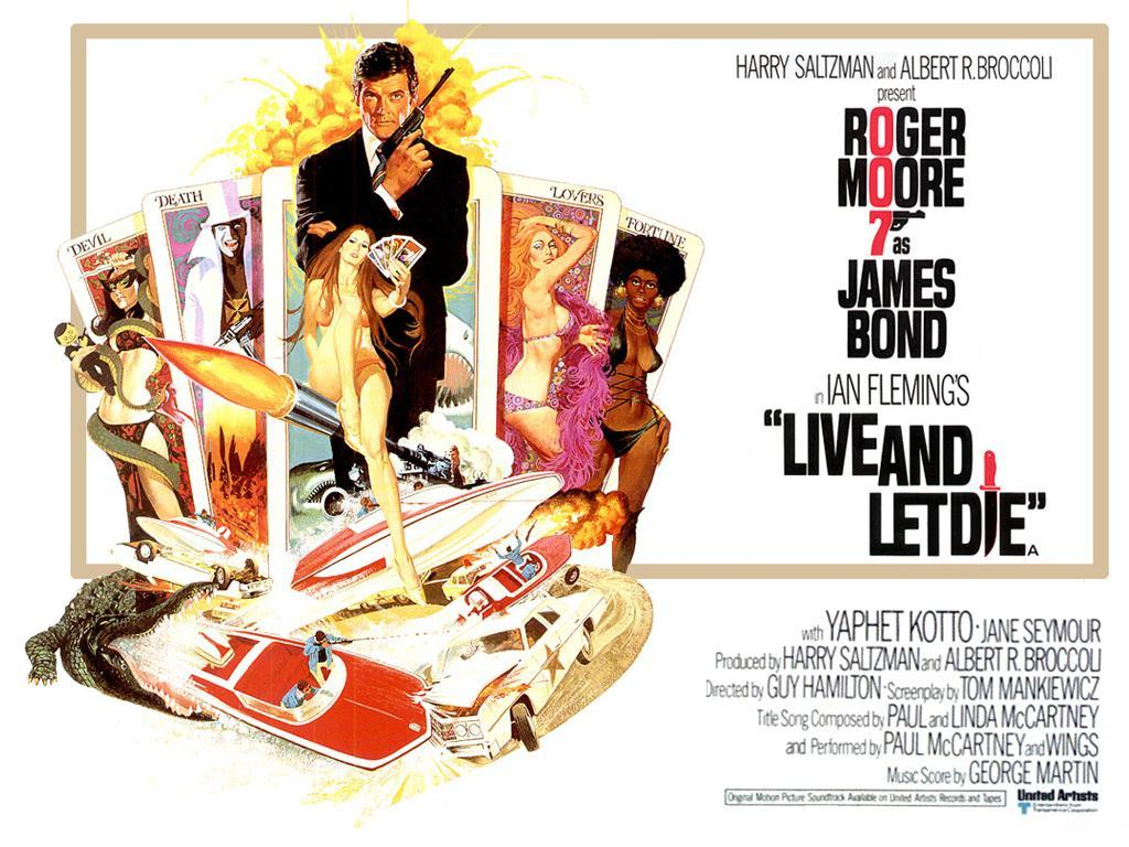 Live and Let Die (1973) 1