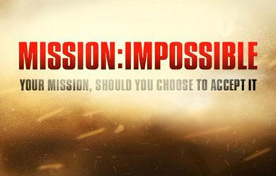 Mission: Impossible Game Logo