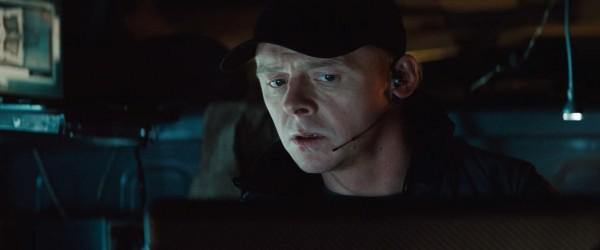 Simon Pegg: MI4 Gadget Supplier