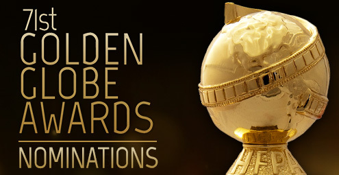 The 71st Annual Golden Globe Awards……
