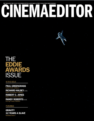 Cinemaeditor Magazine