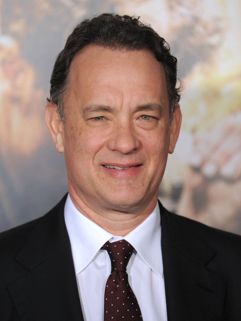07. Tom Hanks (57) - $390 million