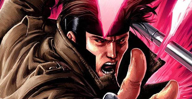 Gambit-Marvel-Comics-X-Men-Art