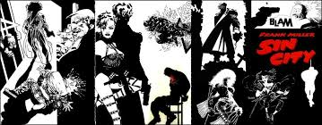 Sin CIty Comic Book Image