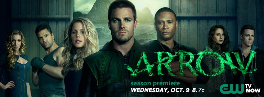 Arrow-Cast-Season-2