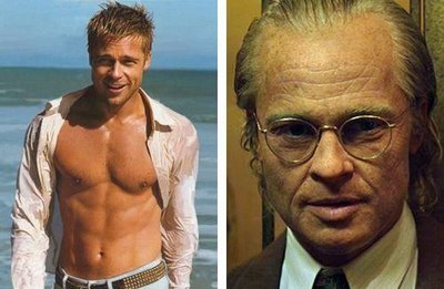 Brad Pitt – The Curious Case of Benjamin Button