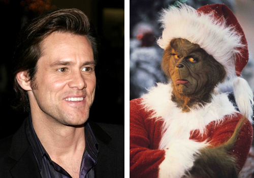 Jim Carrey – The Grinch Who Stole Christmas