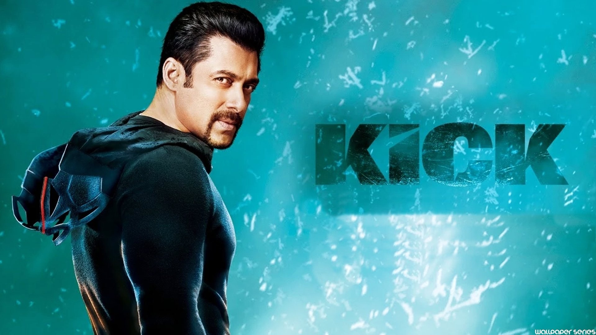 Kick Salman Khan 2014 Movie Poster Wallpaper