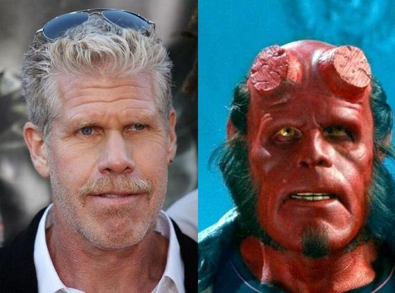Ron Perlman, Hellboy II The Golden Army