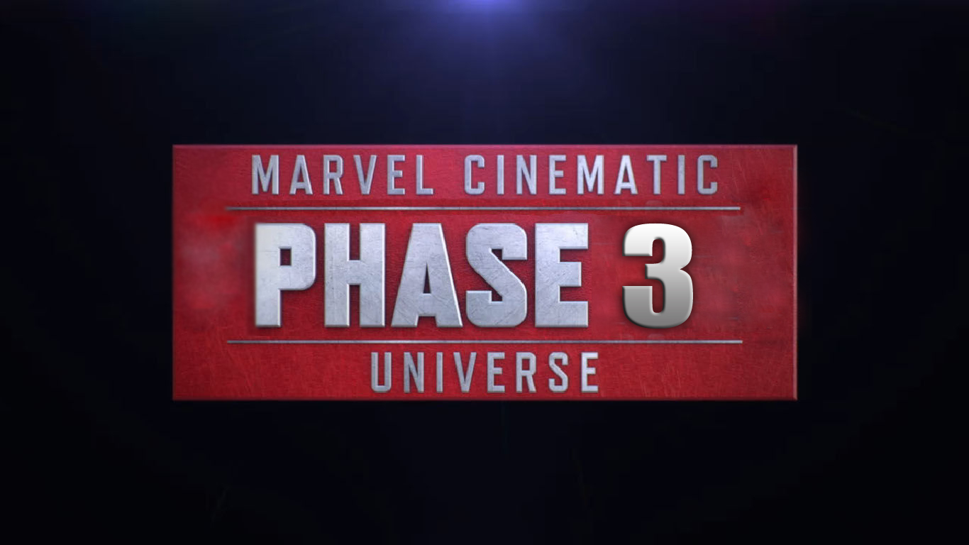 Marvel Cinematic Universe Phase 3 නව තොරතුරු