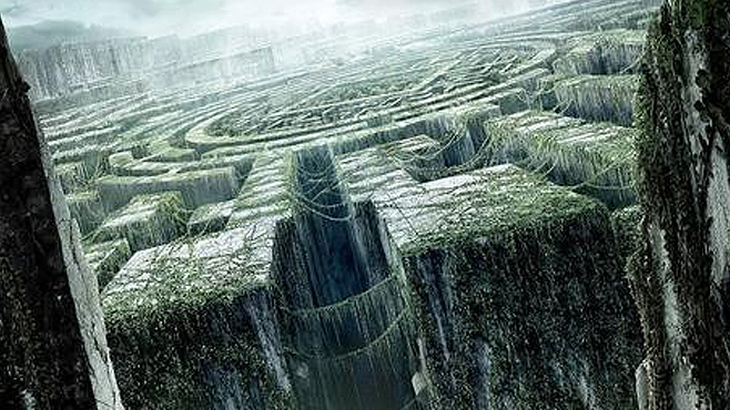 The-Maze-Runner-Movie-Mazes