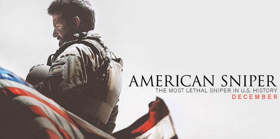 American Sniper (මාරක ඉලක්කය |8.3 IMDb|) ලගදීම…