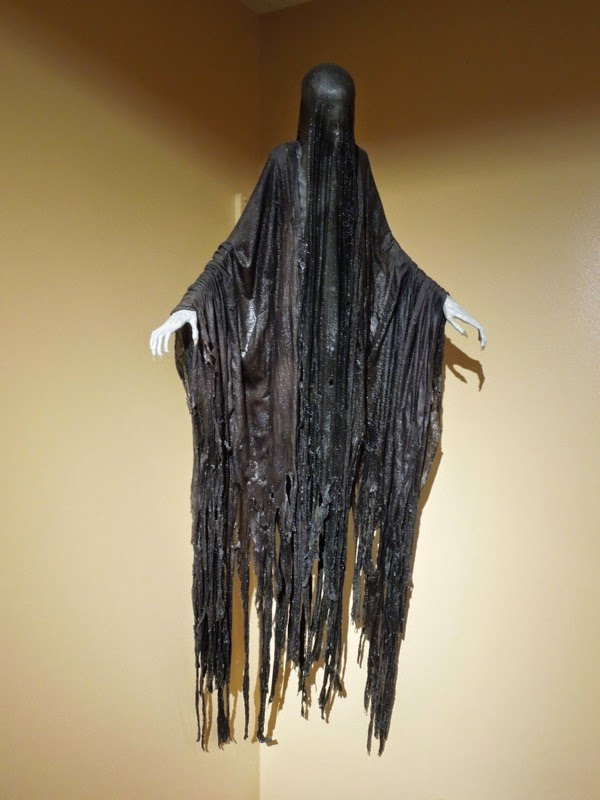 Harry Potter dementor maquette