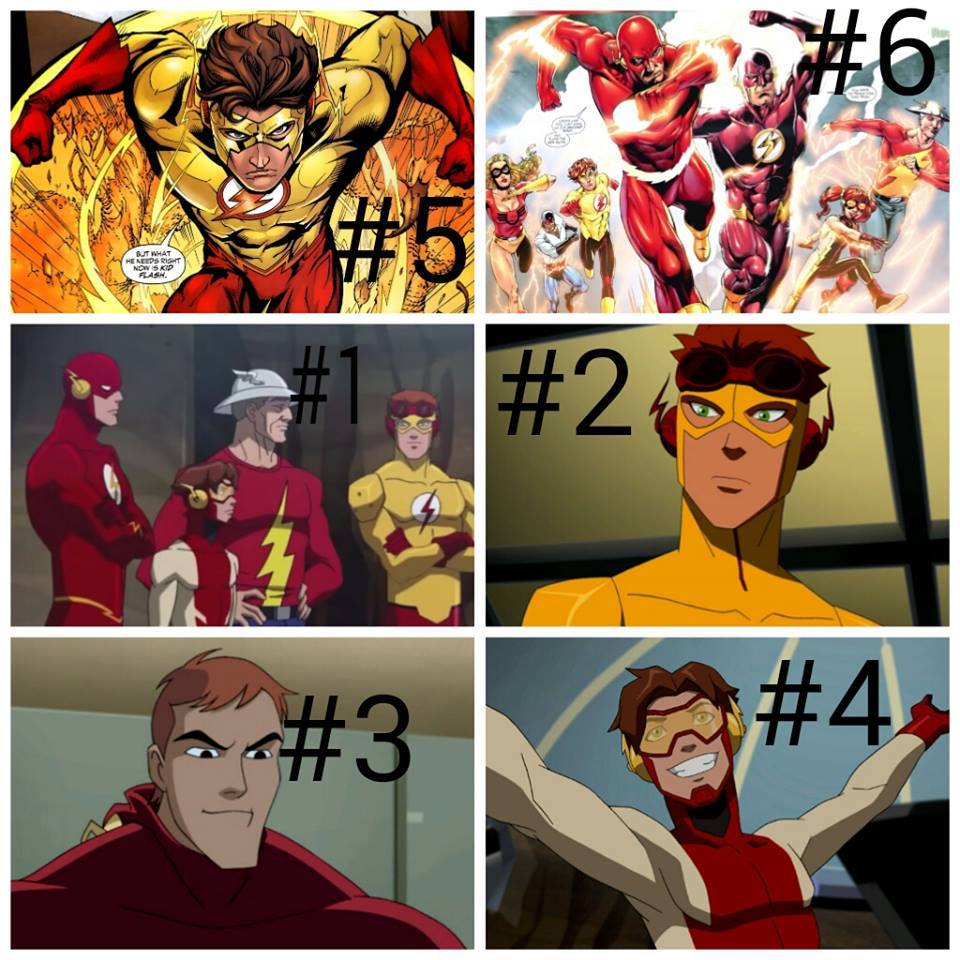 History of the flash ( 1-2-3 කොටස් )
