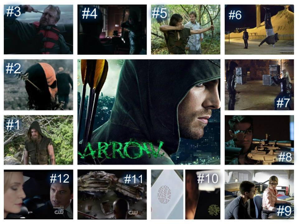 *** —— Arrow —— *** Season 1