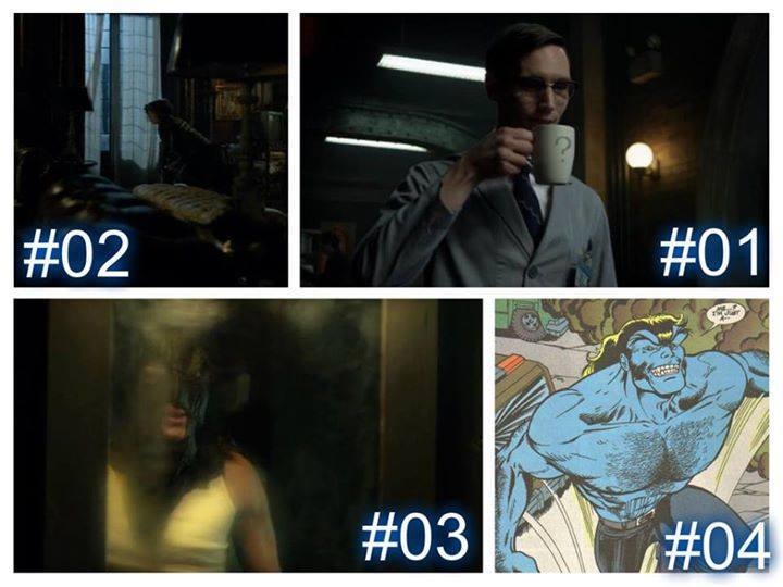 Gotham – 01×06 – Spirit of the Goat ***Spoilers***