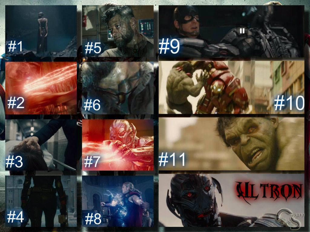 Avengers Age of Ultron Trailer #2 : Breakdown – ‪#‎plot‬-2
