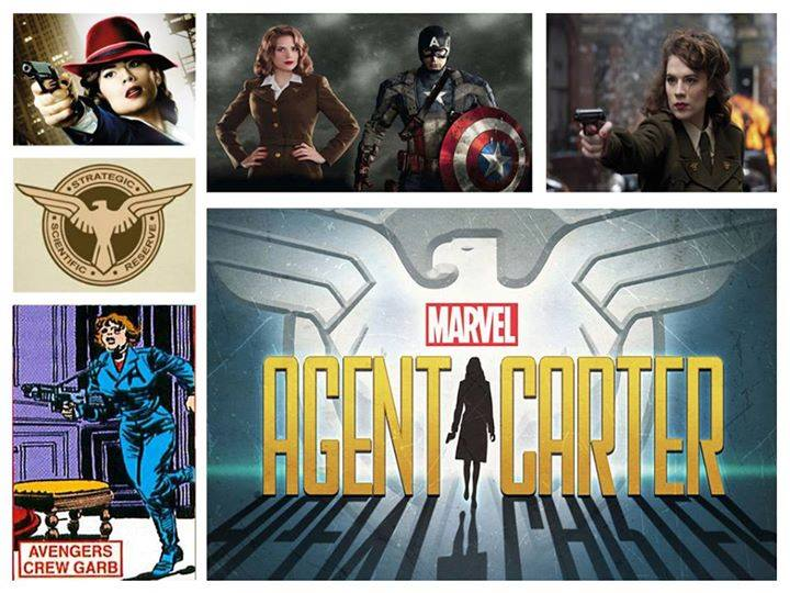 Marvel's Agent Carter – Intro ***Spoilers***