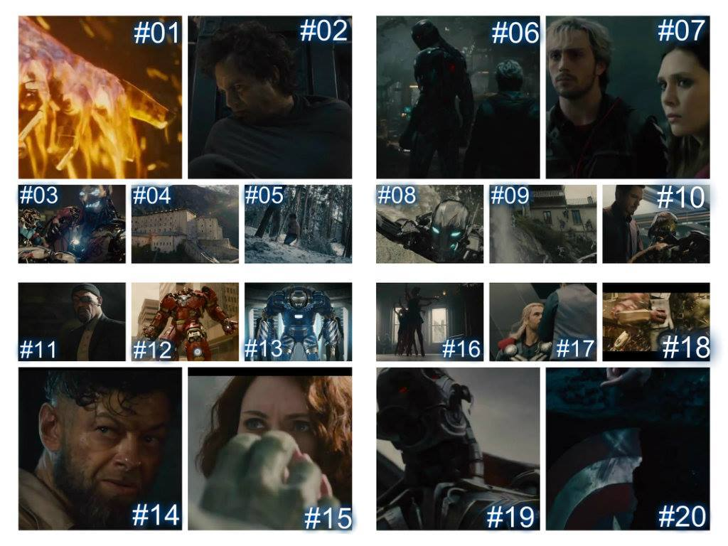 Avengers 2 – Age of Ultron Trailer Review (part 02)