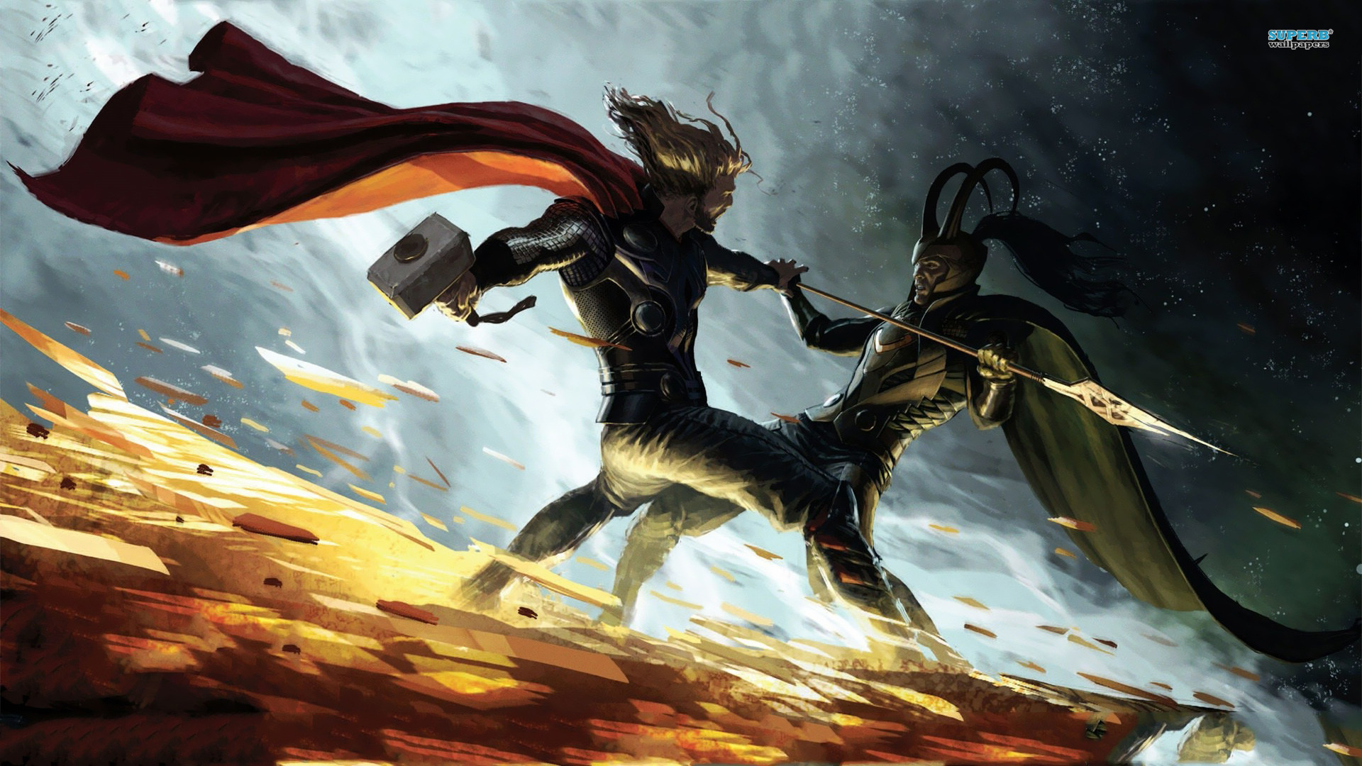 thor-vs-loki-hd-wallpapers-download-free