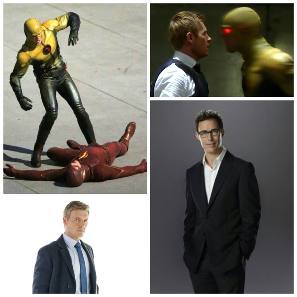 Who is reverse flash - #spoiler_warning
