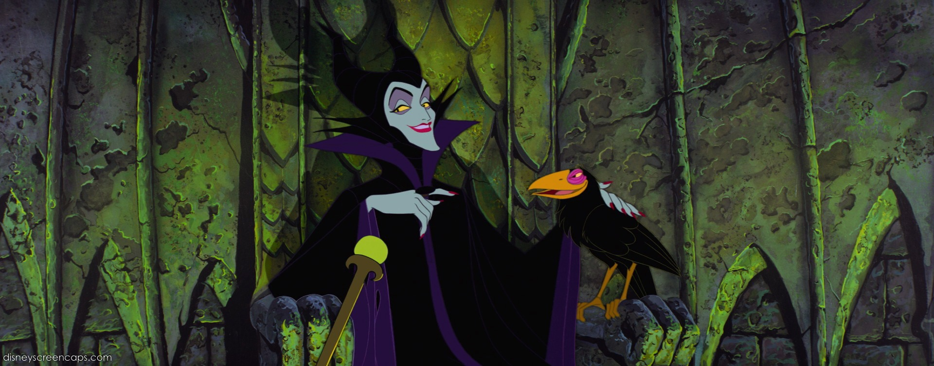 Maleficent_and_Diablo