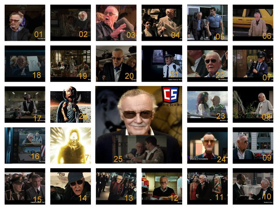 Stan Lee's Cameos