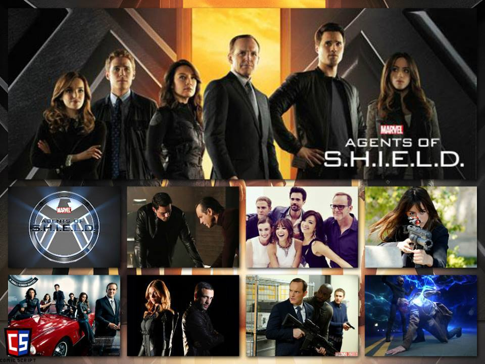 Marvel's Agents of S.H.I.E.L.D.  Intro