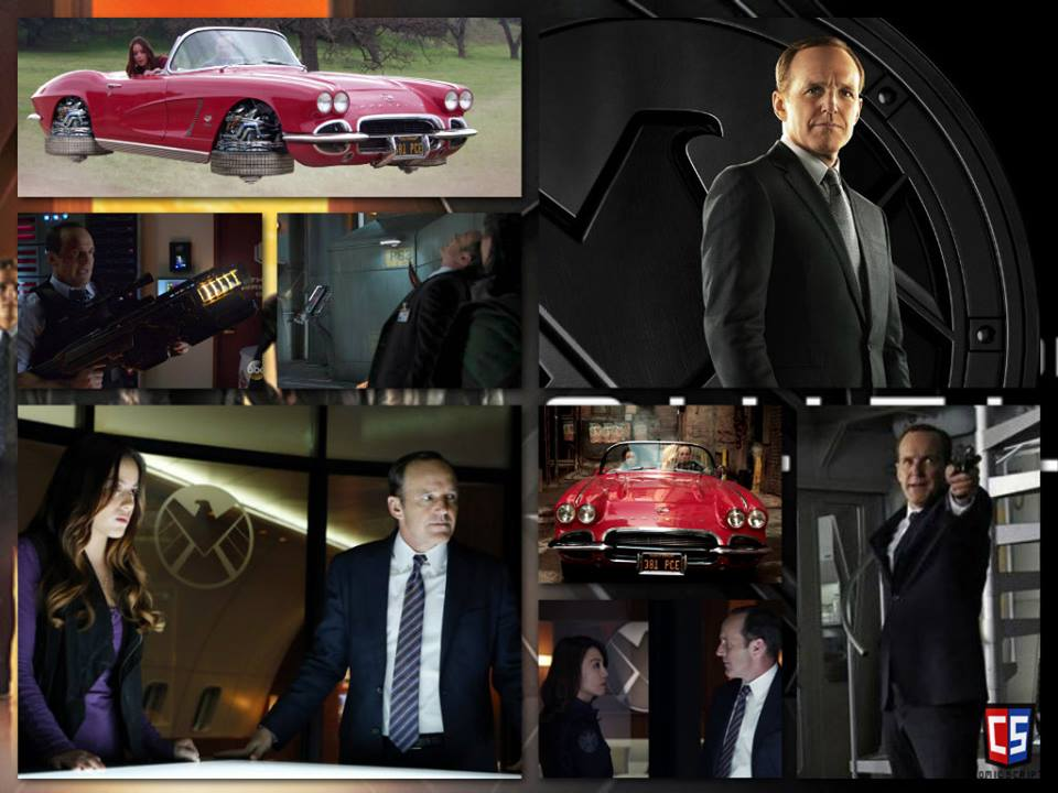 Marvel's Agents of S.H.I.E.L.D. characters – o1 | Phillip Coulson / Phil Coulson