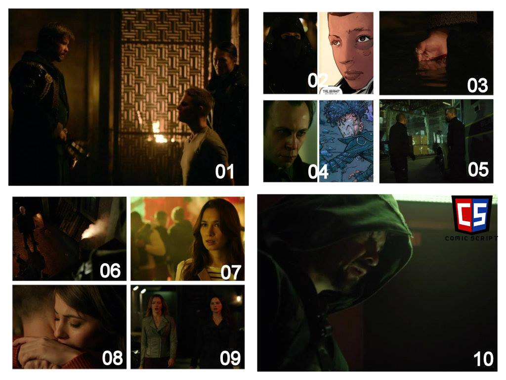 Arrow S03E16 – The Offer ************ Spoilers************