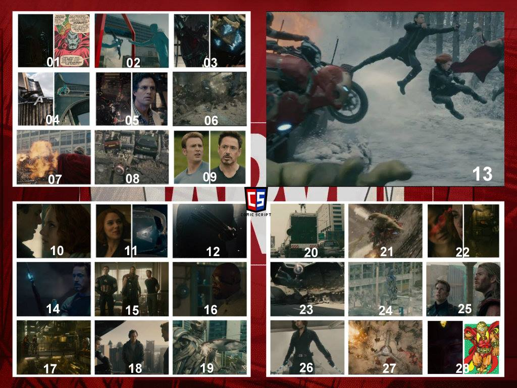 Avenger 2 – Trailer 3 Break Down