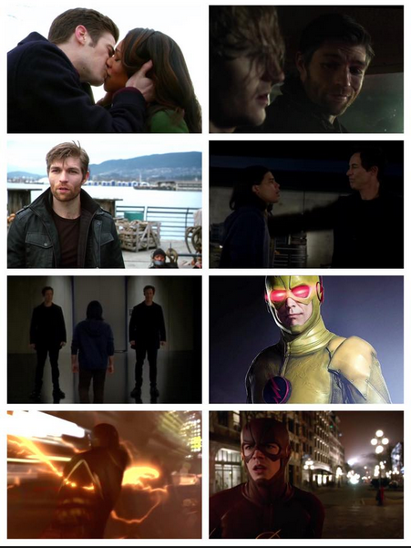 The Flash episode 15- Out of time