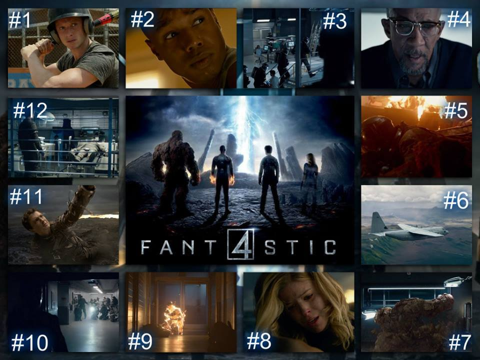 Fantastic Four Trailer: Detailed Breakdown Part – 02