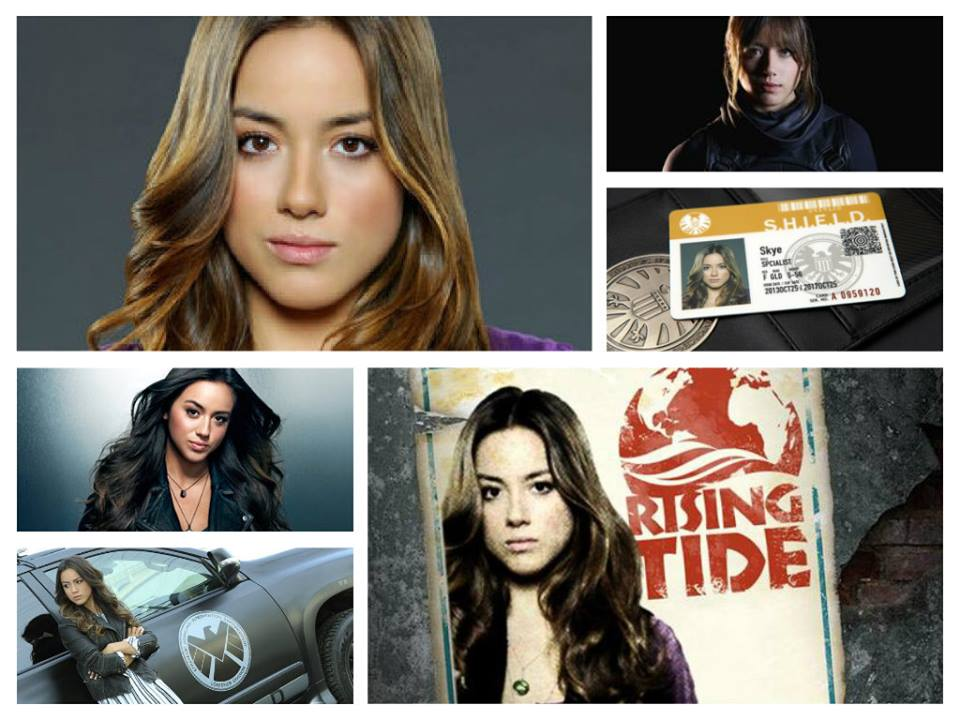 Marvel's Agents of S.H.I.E.L.D. characters – o3 | Skye
