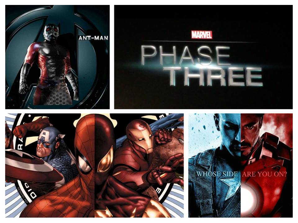 MCU Phase 3 – Possible Movie Plots Part 01
