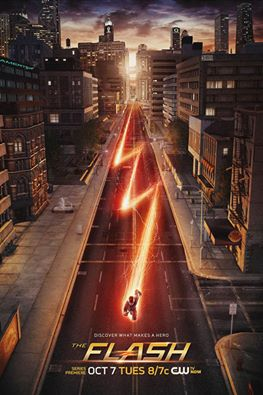 Comic Based TV Series 002 – The Flash (2014)