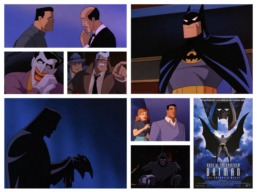 Batman – Mask of The Phantasm