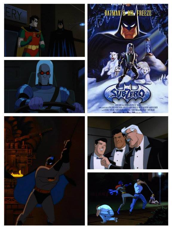 Batman & Mr. Freeze-SubZero