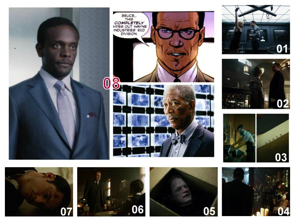 Gotham – 01×21 – The Anvil or the Hammer **Spoilers**