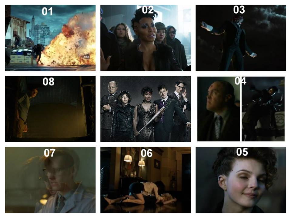 Gotham – 01×22 – All Happy Families Are Alike **Spoilers**