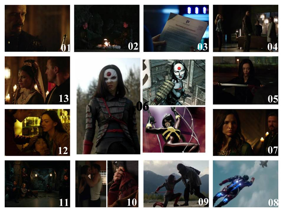 Arrow – 03×22 – This is Your Sword **Spoilers**