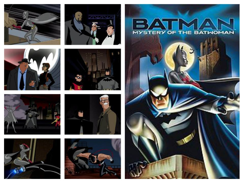 Batman – Mystery of the Batwoman (2003)