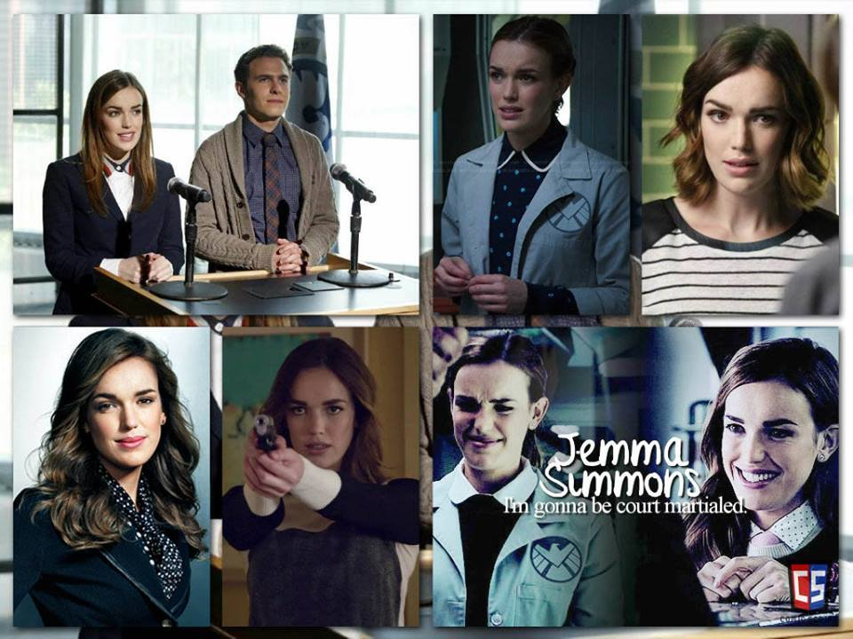 Marvel's Agents of S.H.I.E.L.D. characters – o6 | Jemma Simmons