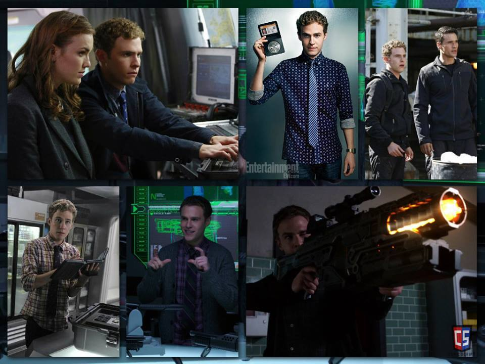 "Marvel's Agents of S.H.I.E.L.D. characters – o5 | Leopold ""Leo"" Fitz"