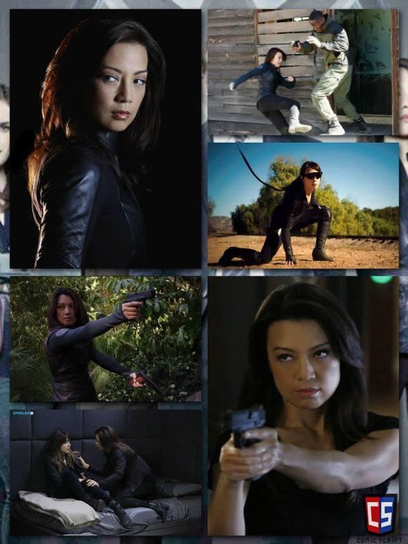 Marvel's Agents of S.H.I.E.L.D. characters – o2 | Melinda Qiaolian May – The Cavalry